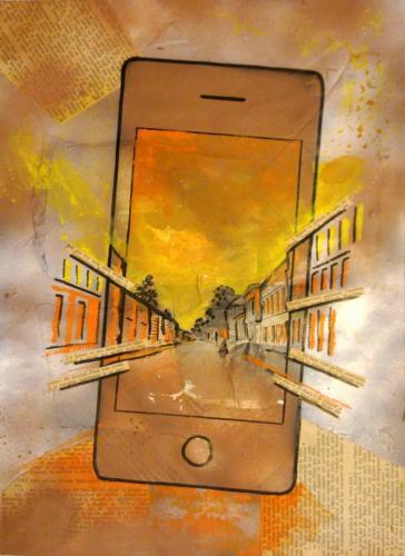 GAP iPhoneArt #01